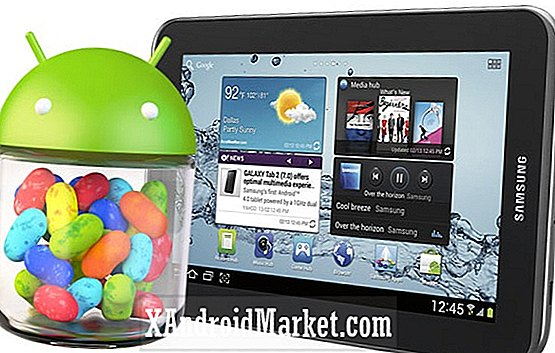 Samsung Galaxy Tab 2 7.0 krijgt Android 4.1.2 Jelly Bean-update