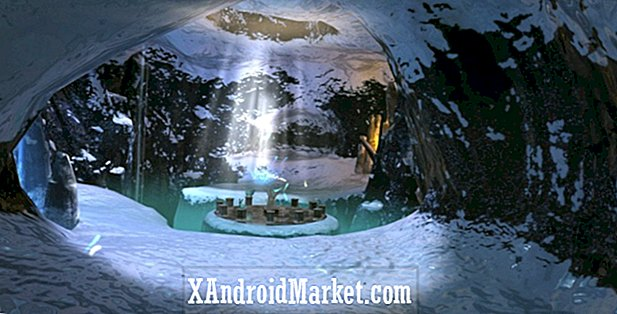 Virtual Reality: Ice Cave