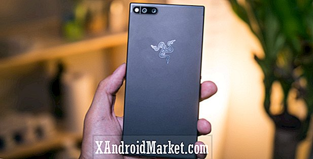 Deal: Hent en Razer-telefon for kun $ 599 i dag ($ 100 off)