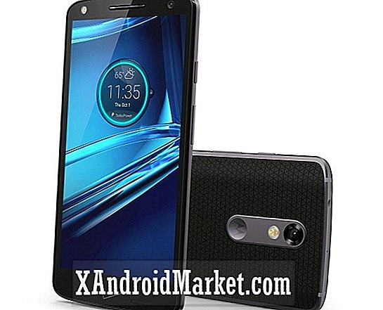 Logo: go go!  Droid Turbo 2's front-facing carrier branding kan fjernes ...