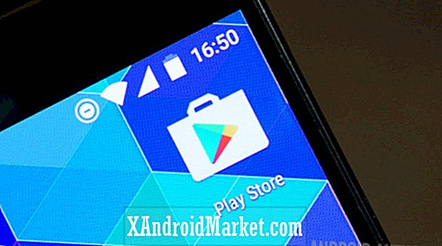 Fra Android Market til Google Play: En boghistorik for Play Butik