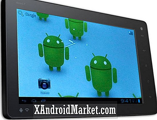 Sub- $ 100 Android 4.0-tablet komt tot leven
