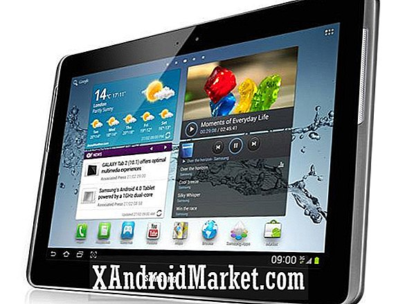 Samsung annoncerer Galaxy Tab 2 10.1, Grade 10.1 Coming