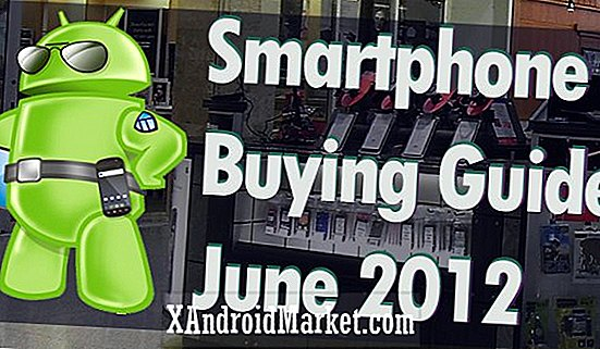 Android Authority smartphone køb guide: juni 2012