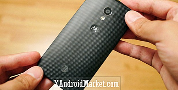 Android 4.4 KitKat arrive chez AT & T Moto X.