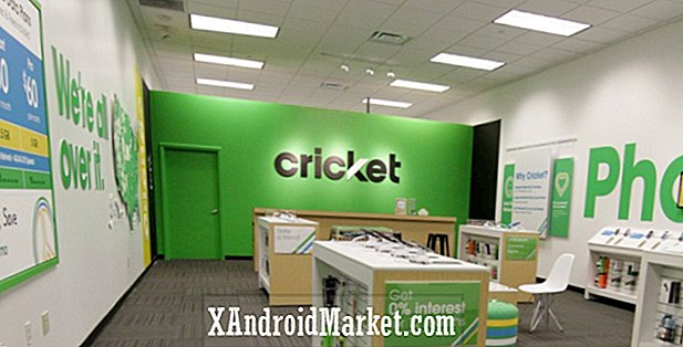 Cricket Wireless faller til $ 60 i måneden