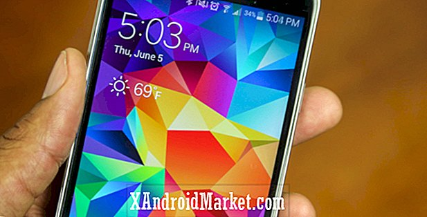 Samsung Galaxy S5 får Android 6.0.1 Marshmallow, ved et uhell