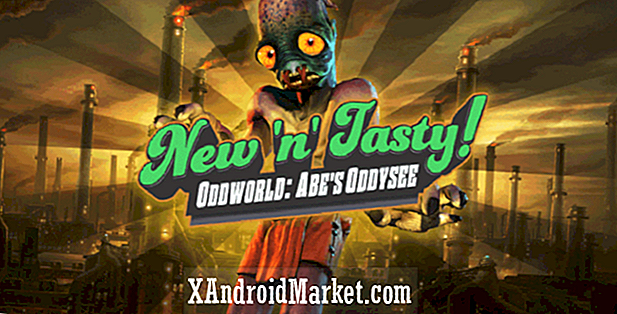 Oddworld New 'n' Tasty apporte le remake Abe Abe 3D à Android