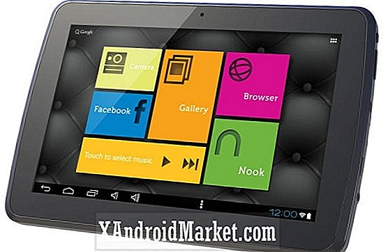 Polaroid M10 tablet lanceret med $ 229 pris tag, Android 4.1 Jelly Bean
