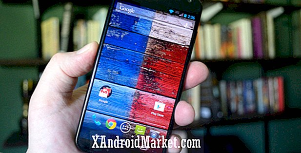 US Cellular Moto X Android 4.4 KitKat opdatering ruller ud