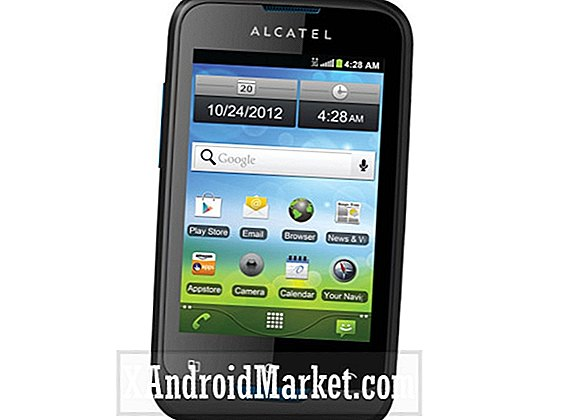 Alcatel One Shockwave kommer till US Cellular idag