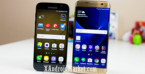 Samsung Galaxy S7 / S7 Edge Galaxy: Android opdateringstracker