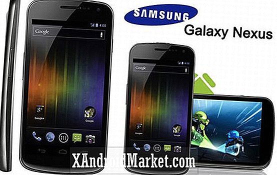 Attention, les Canadiens!  Expansys vend le Galaxy Nexus à 399 $