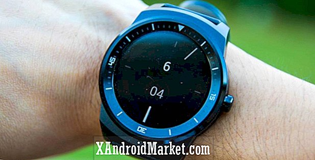 LG G Watch R rumbo a AT&T 'pronto'