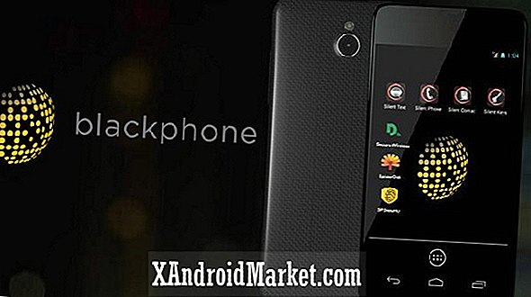 Ultra-Secure Blackphone vil have 2GHz Tegra 4i processor