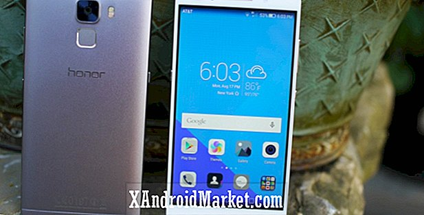 Tilmeld dig for at teste Marshmallow for The Honor 7 i Storbritannien