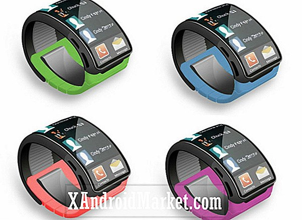 Ryktet: Galaxy Gear smartwatch specs til at inkludere dual-core Exynos 4212 CPU, 1 GB RAM og kamera