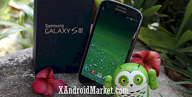 Firmware pour Samsung Galaxy S3 Android 4.3 fuite - build I9300XXUGMJ9