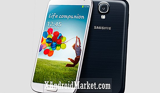 Galaxy S4 Full HD wallpapers, ringetoner og S-Voice APK ramte nettet