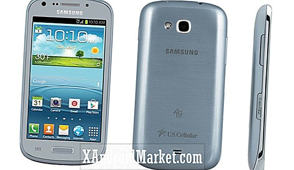 Samsung Galaxy Axiom får opdatering til Android 4.1.2 Jelly Bean