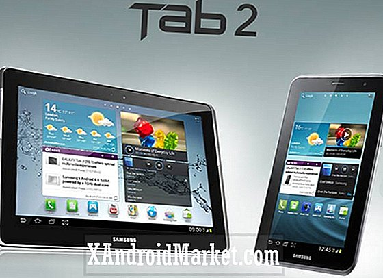 Galaxy Tab 2 ardoises, nouveau Kindle Fire