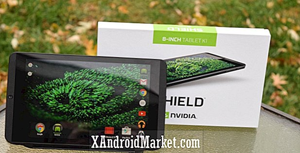 Marshmallow golpea NVIDIA Shield Tablet K1