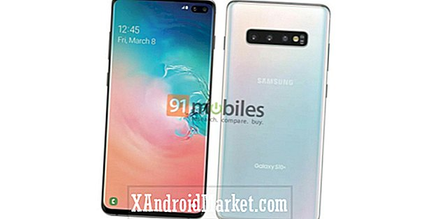 Un rendu officiel semble confirmer le design du Galaxy S10 Plus (Update :)