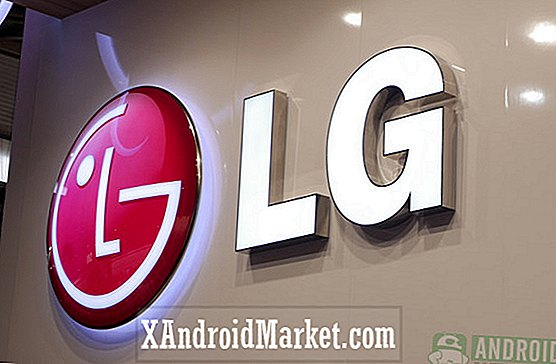 LG intuition opdatering ruller ud, oplever store problemer