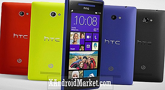 HTC tasker Red Dot Design Award til Windows Phone 8X og 8S