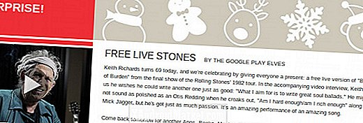 Surprise Google Play d'aujourd'hui: Free Live Stones