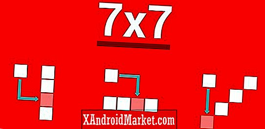 Puzzle Game 7 × 7 kommer på Google Play