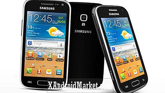 Samsung Galaxy Ace 2 GT-I8160P Jelly Bean opdateringen begynder at rulle ud