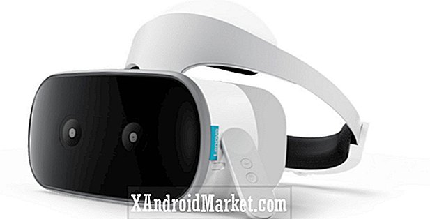 Lenovo Mirage Solo, micro-casque VR autonome prenant en charge Daydream, disponible dès maintenant