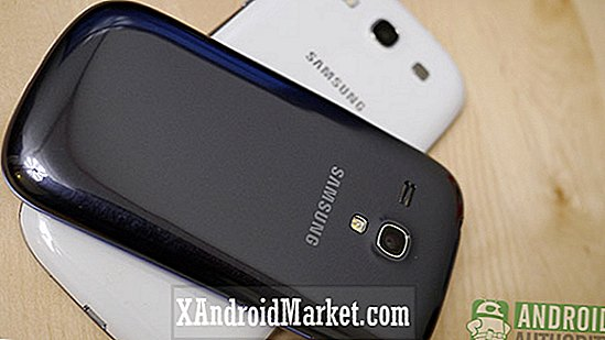 Samsung Galaxy S3 mini schip met Android 4.1.2 in Azië