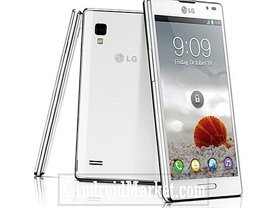 LG Optimus L9 hace su debut europeo a 299 €.