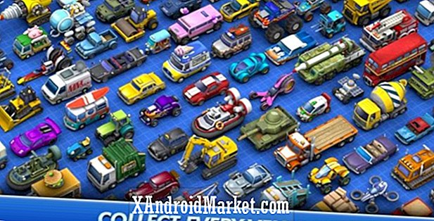 Micro Machines se rend au Play Store