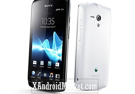 Sony Xperia Neo L Android 4.0 aangekondigd in China