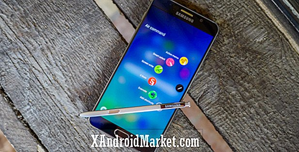 T-Mobile Samsung Galaxy Note 5 får Android 7.0 Nougat
