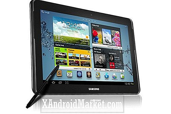 Samsung uploader ICS-kildekoden til Galaxy Note 10.1, Galaxy Tab 10.1 og Galaxy Tab 7.0 Plus