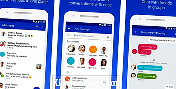 Android Messages version 2.2 bringer UI-tweaks, gør gruppesamtaler lettere at starte