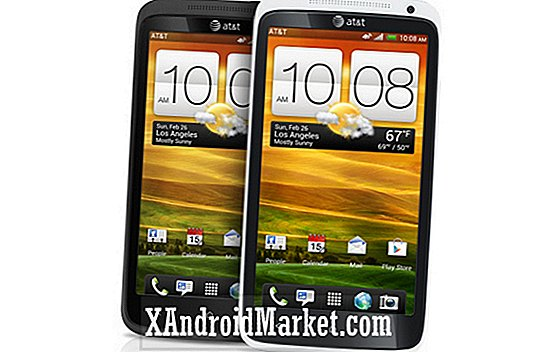Rooters jublar: AT & T upplåst HTC One X bootloader