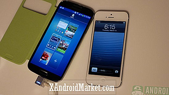 Galaxy S4 vs iPhone 5: Apple gana la batalla de precios en AT&T