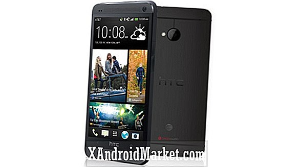 HTC One maintenant disponible à l'achat chez Stealth Black chez Sprint