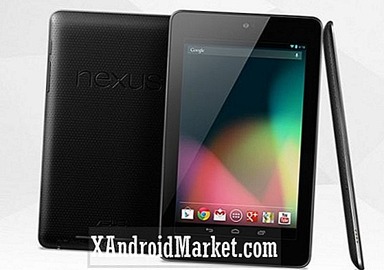 Android 4.1.2 JZO54K binärer och Galaxy Nexus och Nexus 7 Factory Images