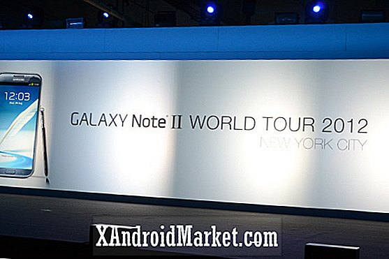 Samsung Galaxy Note 2 NYC Event Wrap Up