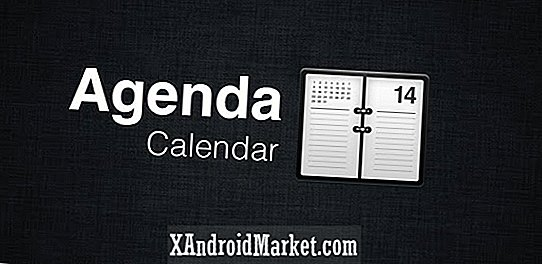 Agenda pour Android maintenant disponible avec la même excellente interface
