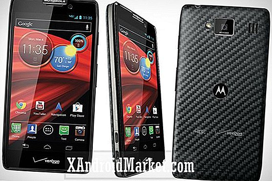 Verizon Slashes Motorola Droid Razr Maxx HD pris til $ 250