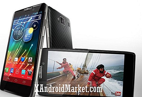 Deal varsel: Motorola Droid Razr HD nå tilgjengelig for $ 0.01 på Amazon Wireless