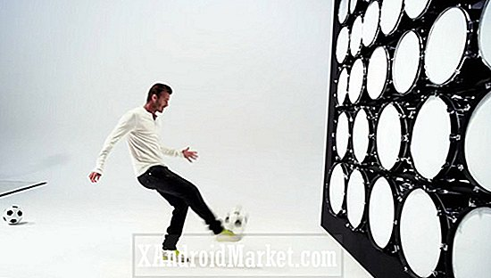 Galaxy Note ad: David Beckham gebruikt Ode to Joy van Beethoven [Video]