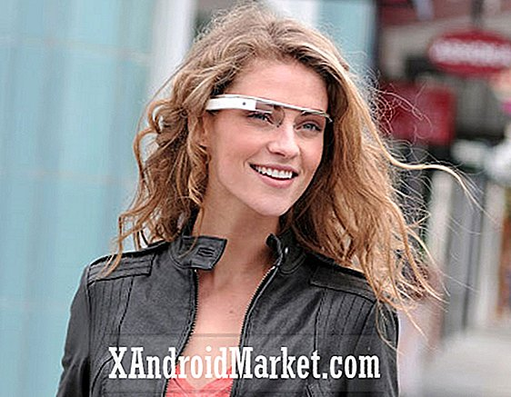 Google Glass-specifikationer och funktioner som är officiellt listade